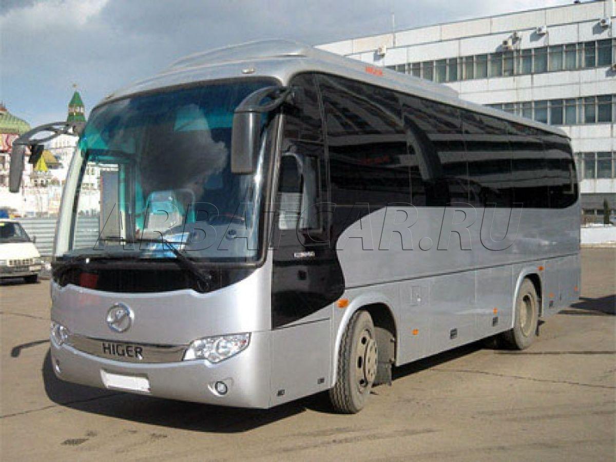 Заказ автобуса на 30 человек на свадьбу